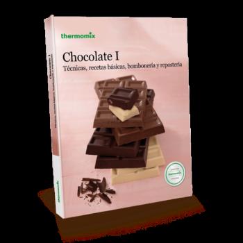 Libro de cocina Chocolate I