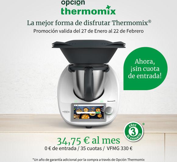 COMPRA Y DISFRUTA TU Thermomix® TM6....