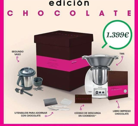 EDICION CHOCOLATE ESPECTACULAR