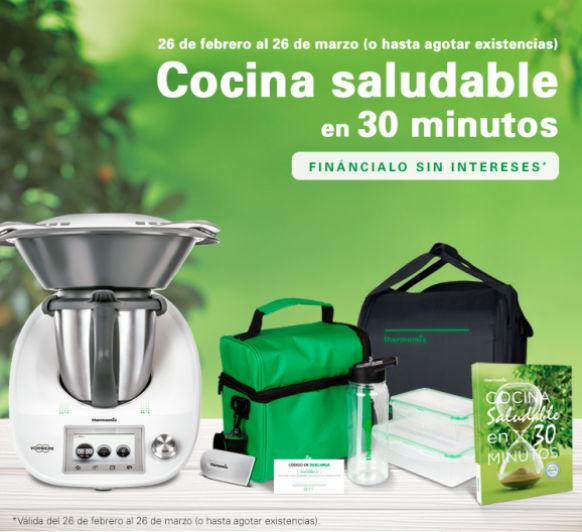 Nueva Edición Thermomix® , Cocina Saludable, Huelva