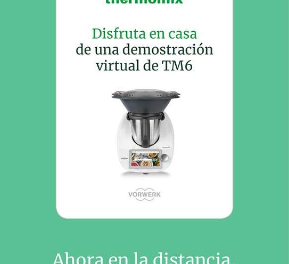 DISFRUTA Y AMORTIZA TU Thermomix® DESDE EL MINUTO 1