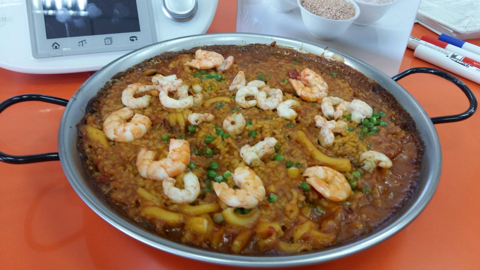 ARROZ AL ESTILO ALICANTE CON Thermomix®