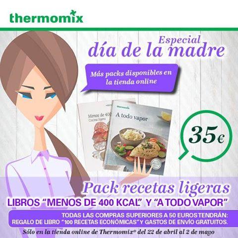 Regalos para el día de la Madre Thermomix® -Huelva