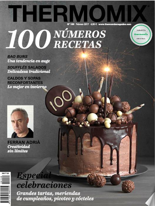 Revista de Febrero Thermomix® Huelva