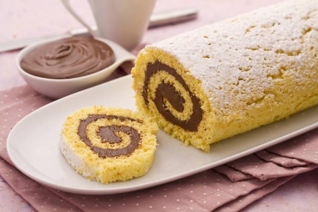 Rollo de Nocilla/Nutella