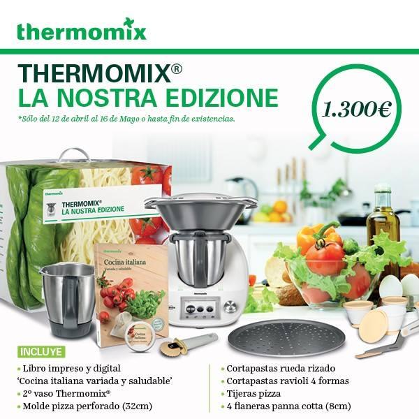 La Nostra Edizione Thermomix® - Huelva
