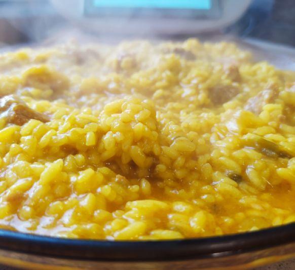 ¿Te gusta el arroz?