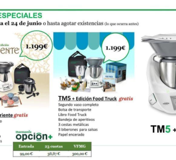 EDICIONES ESPECIALES Thermomix® HUELVA