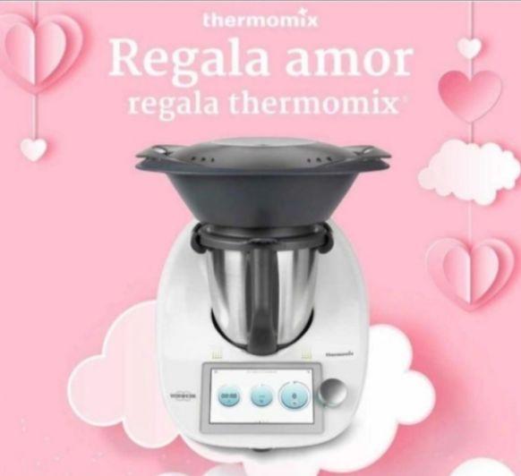 Thermomix® ES LA CLAVE, TE ENAMORARAS!