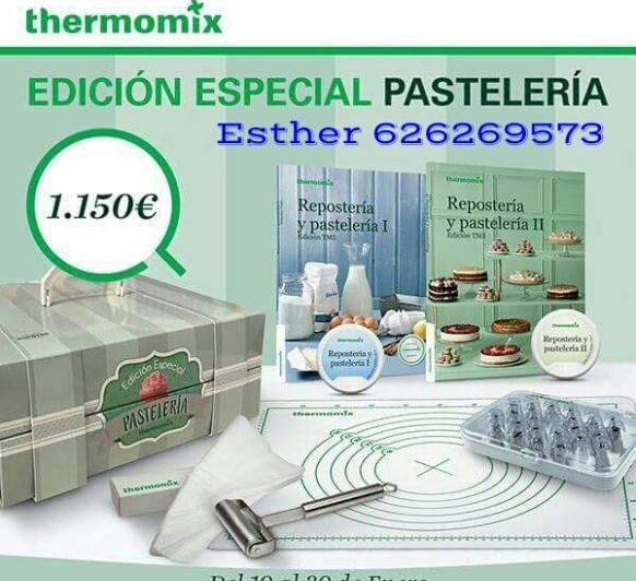 Edición Especial Pastelería