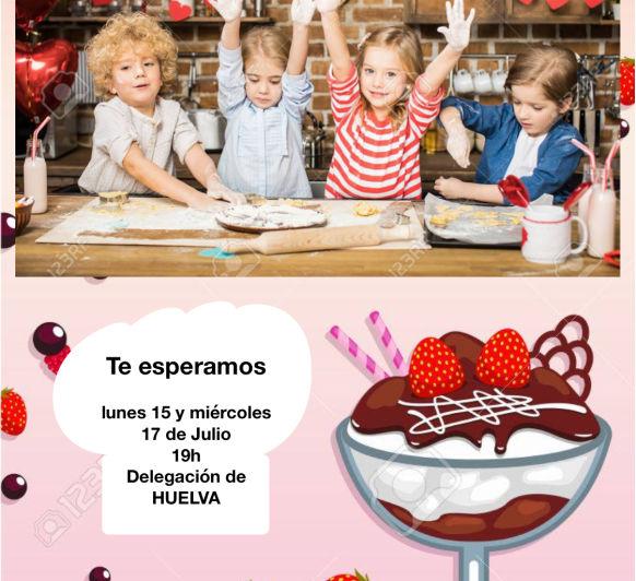 Tartas Heladas y Niños con Thermomix®