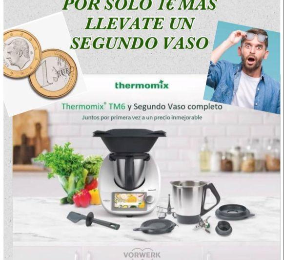 Thermomix® TM6 + 1€