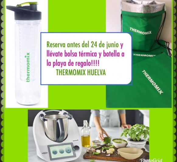 Thermomix® HUELVA RESERVA TM6