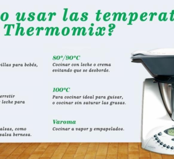 La temperatura adecuada para cocinar ...