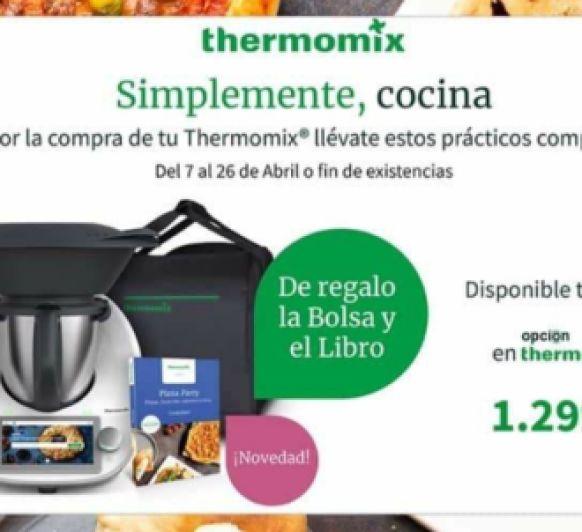¿Quieres comprar el nuevo Thermomix® Tm6…?