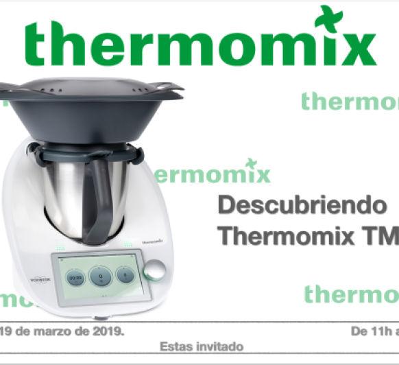 Descubriendo Thermomix® Tm6