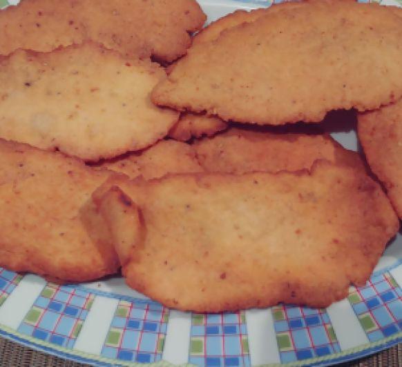 ''Orejas''dulce tipico de Valverde