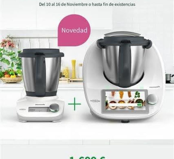 Thermomix® ️ TM6 Y Thermomix® ️ FRIEND