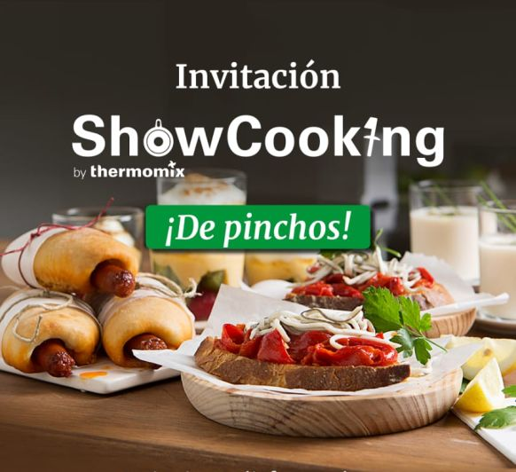 Thermomix® Huelva Show Cooking