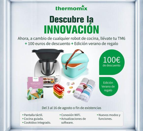 PÁSATE A Thermomix® con descuento Huelva