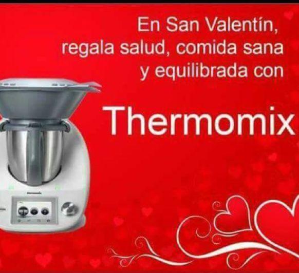 REGALA Thermomix® EN SAN VALENTIN