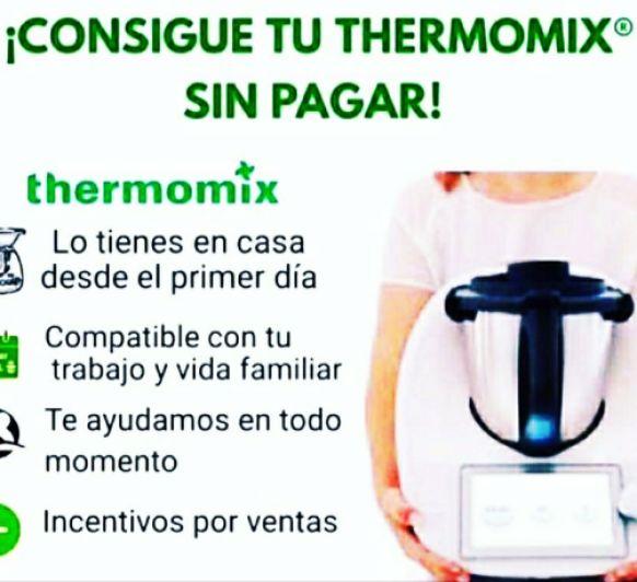 TÚ Thermomix® SIN PAGAR